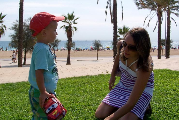 Отдых с ребенком в Барселоне