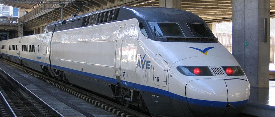 Скоростной поезд Renfe AVE