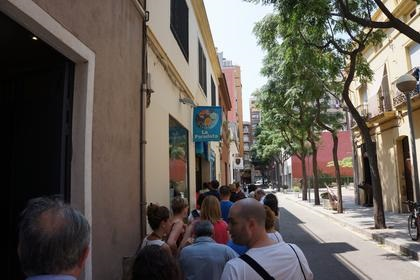 La paradeta в Барселоне