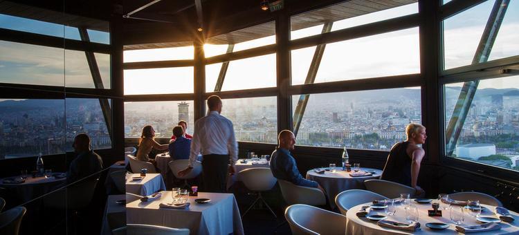 Ресторан Torre d´Alta Mar