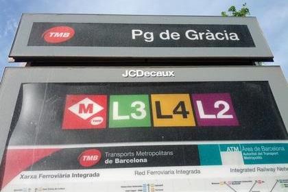 Как пользоваться метро в Барселоне