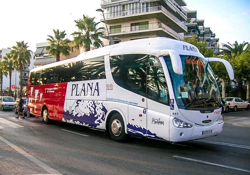 Автобус BUS Plana