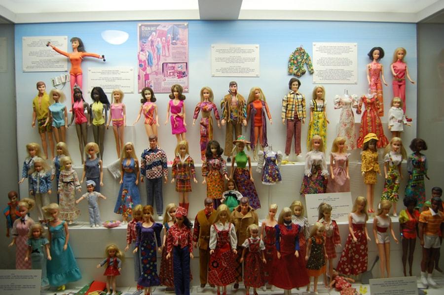 Игрушки в музее