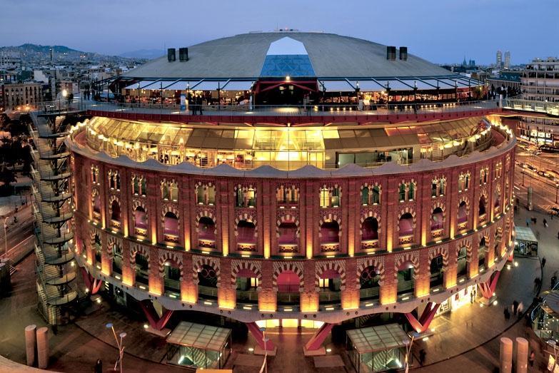 Центр Лас Аренас