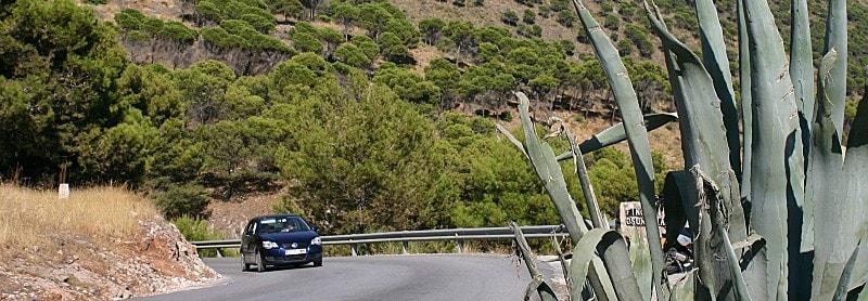Поездка в Валенсию на автомобиле