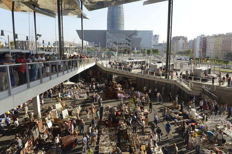 Рынок Els Encants