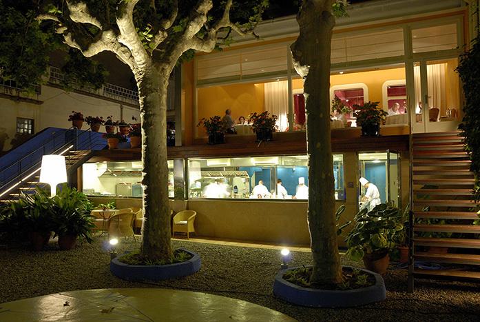 Ресторан Sant Pau