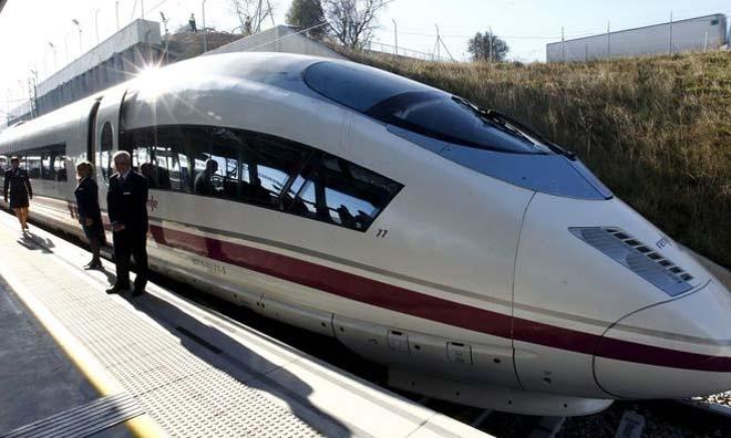 Поезд Renfe
