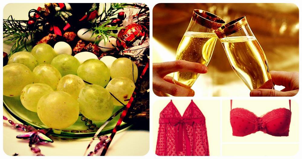 Новогодние традиции в Барселоне