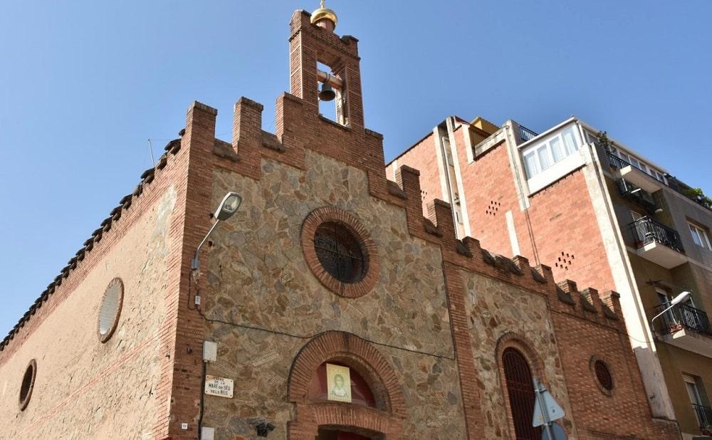 Здание православной церкви