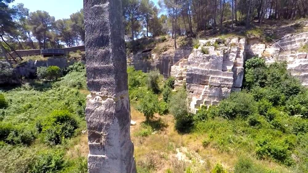 Каменоломня Эль-Медол