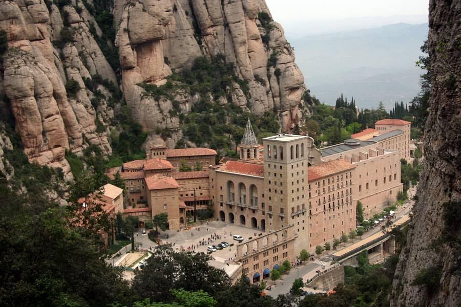 Монастырь Монсеррат