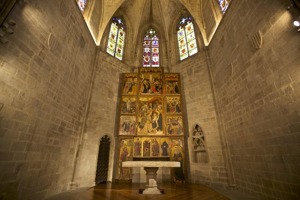 Часовня Святой Агаты