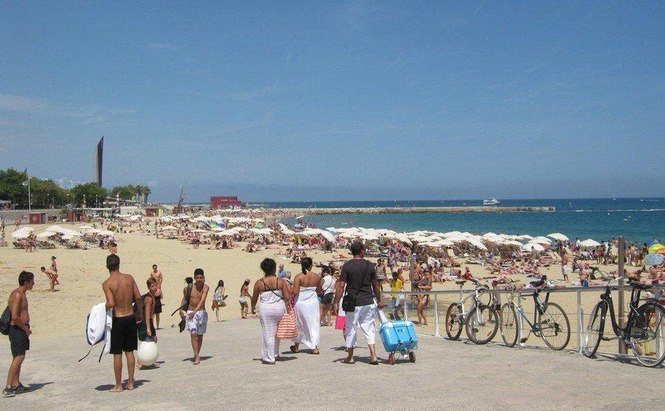 Пляжный отдых в Барселоне - Путеводитель Барселона ТМ