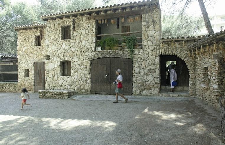 Каталонская усадьба