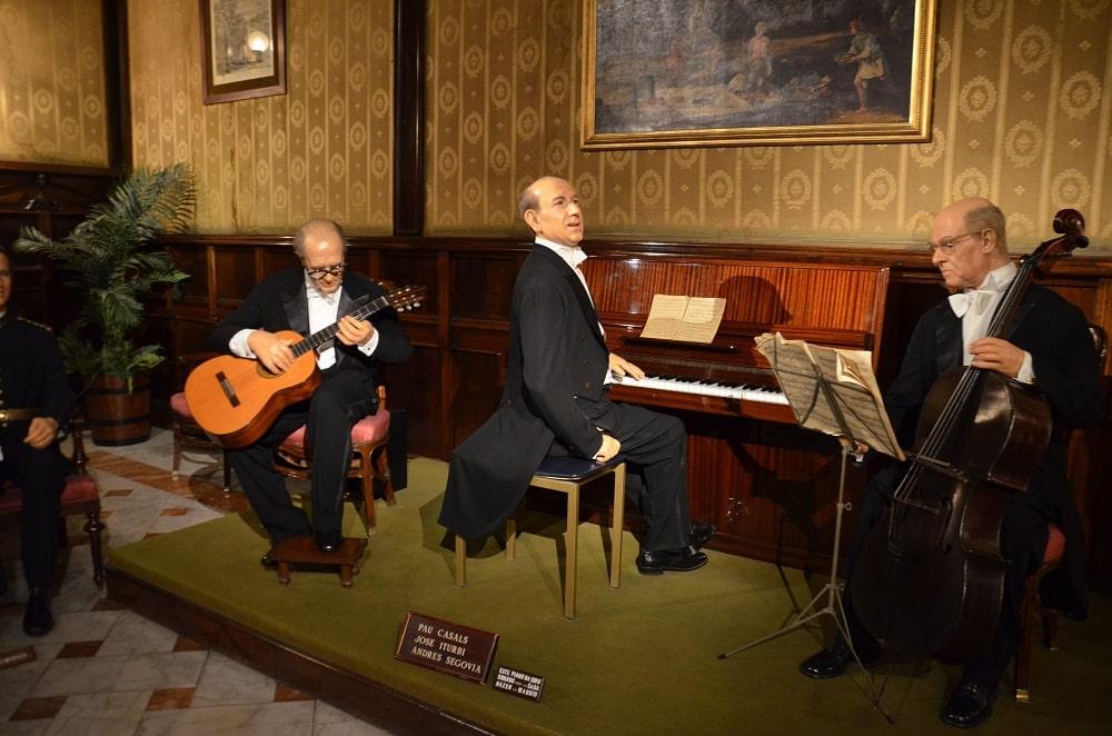 Зал Saló Recital
