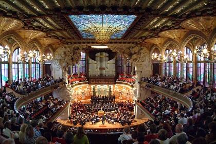 Театры Барселоны