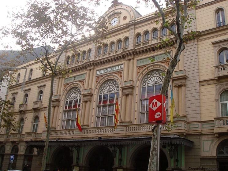 Театр Liceu