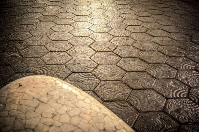Плитка panot Gaudí