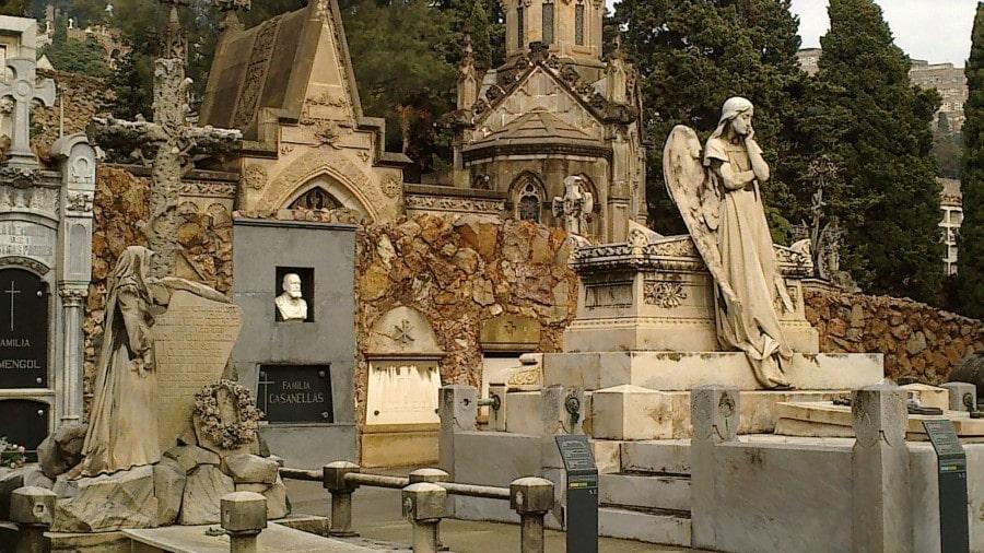 Кладбище Побленоу