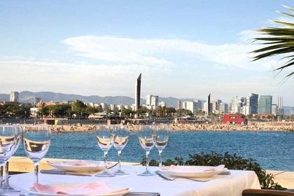 Рестораны Барселоны с панорамным видом