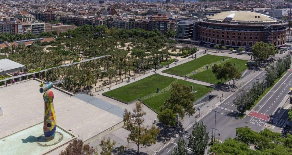 Парк Миро