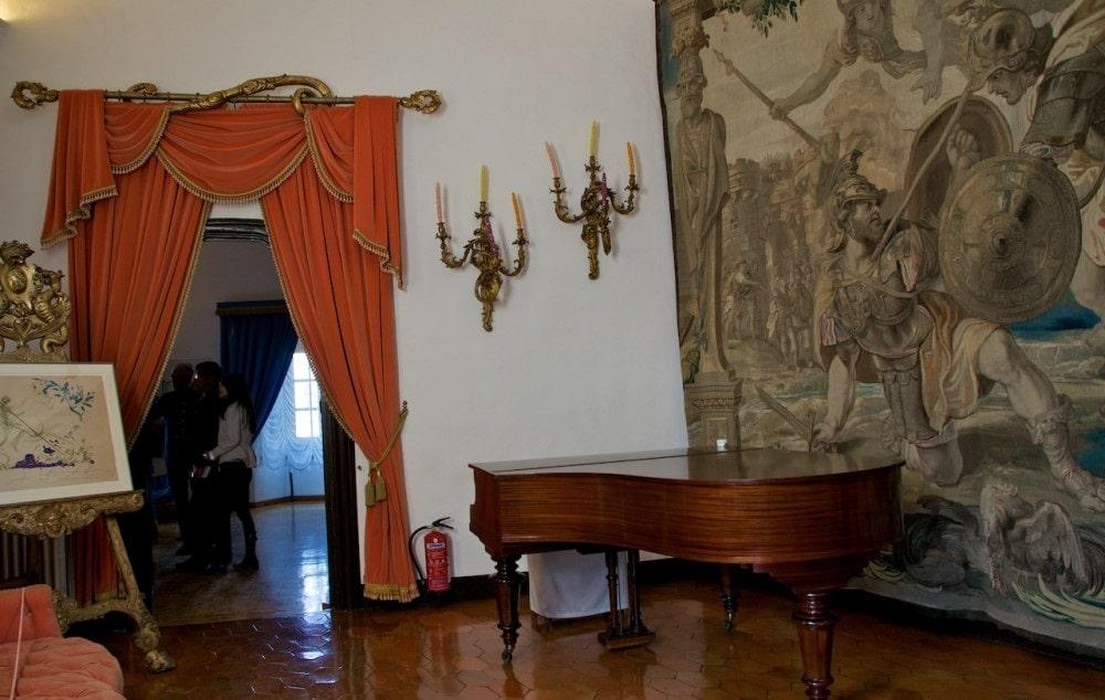 Фортепианный зал