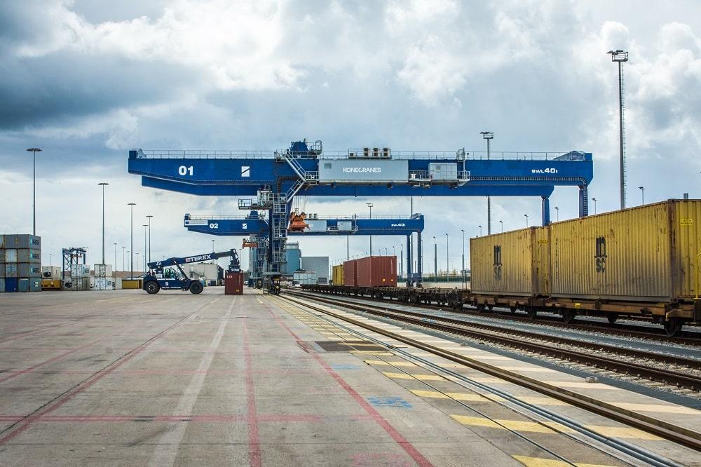 Портовая железная дорога
