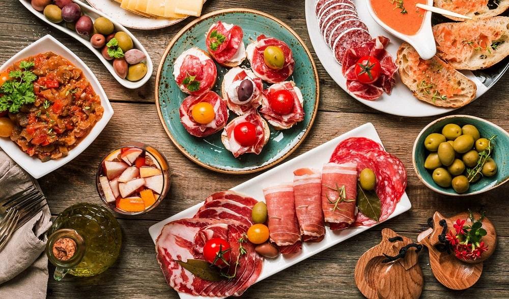 Кухня Каталонии