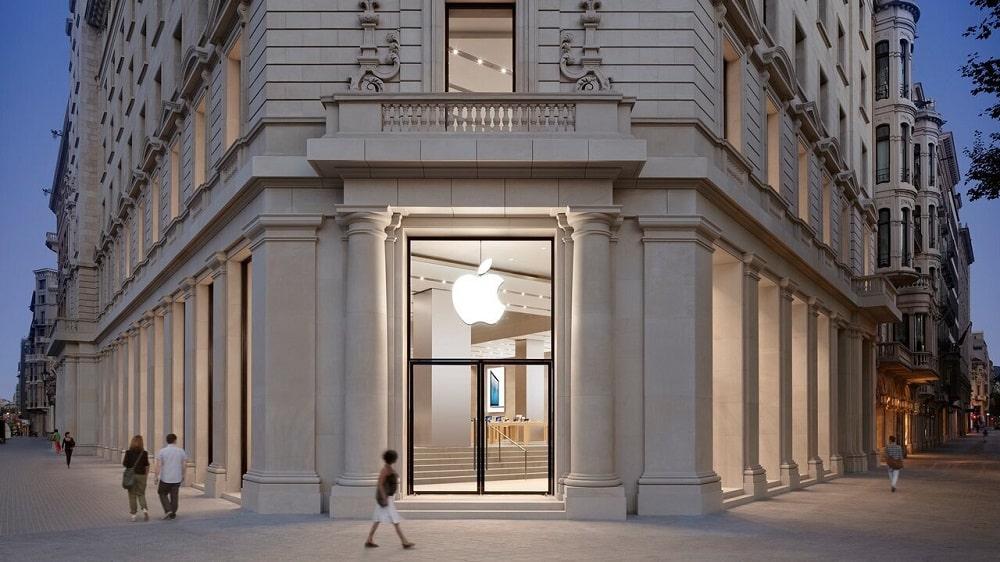 Apple Passeig de Gràcia