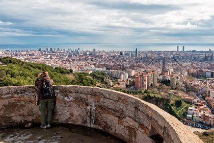 Бункер Эль Кармель в Барселоне